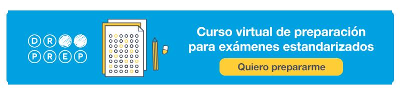 preparacion para examenes estandarizados
