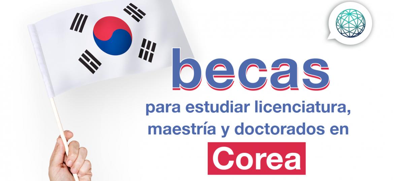 las mejores becas para estudiar en Corea