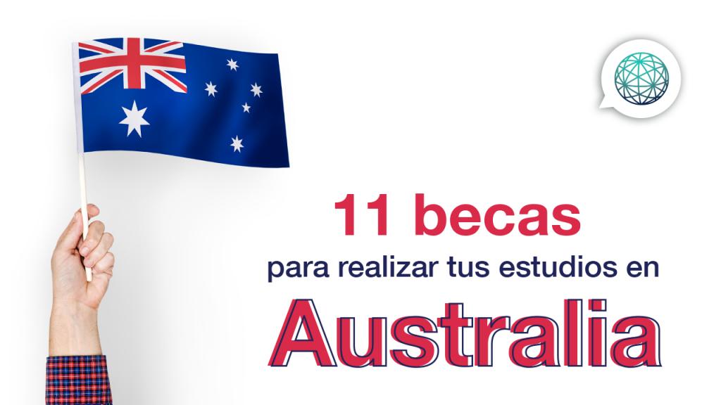 las mejores becas en australia