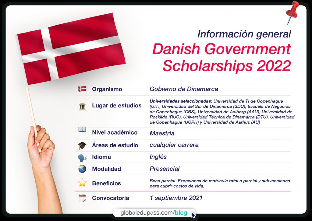 estudia gratis con becas en Dinamarca