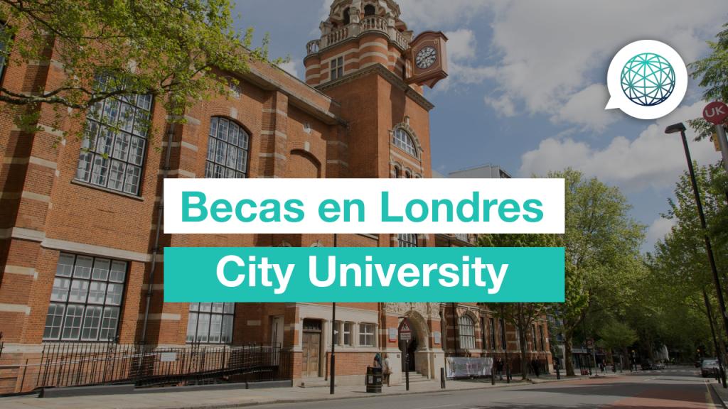becas en Londres City University