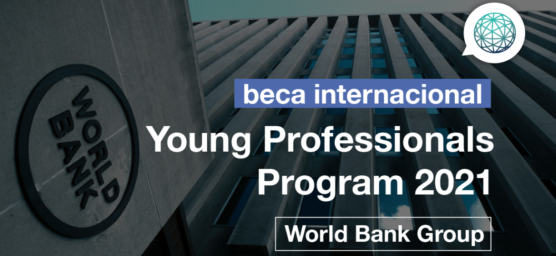 becas internacionales del World Bank Group
