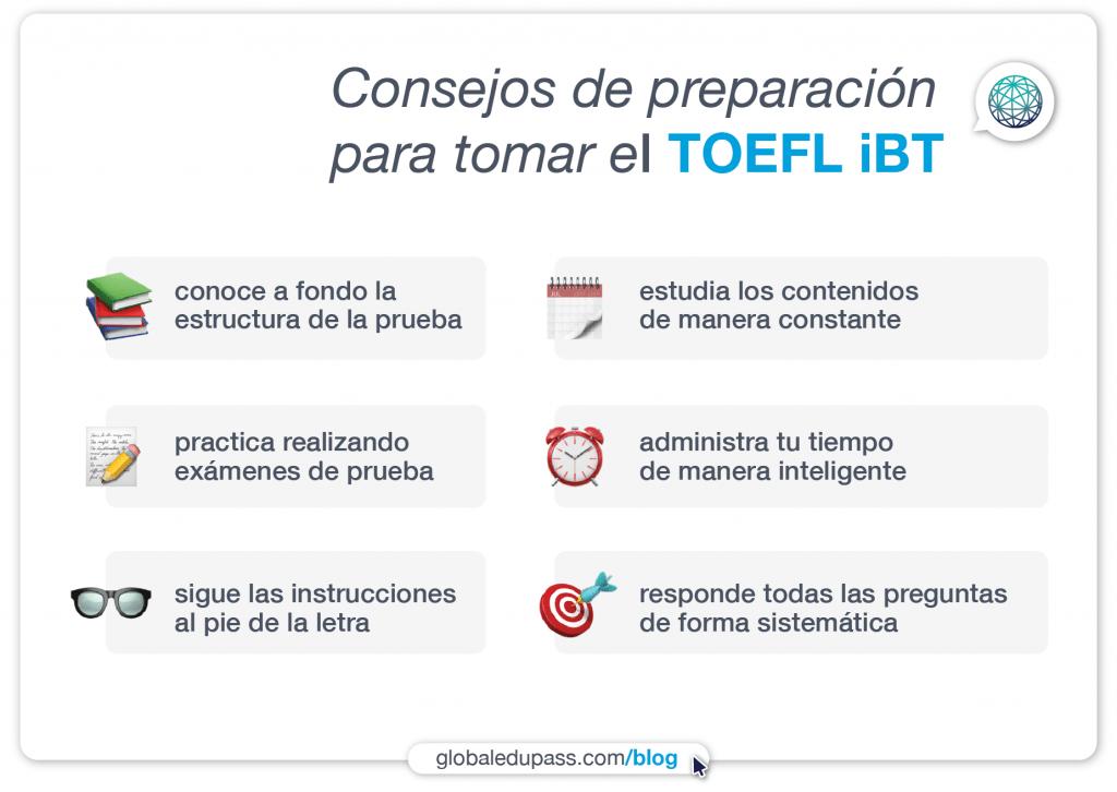 Secretos para Triunfar en el TOEFL