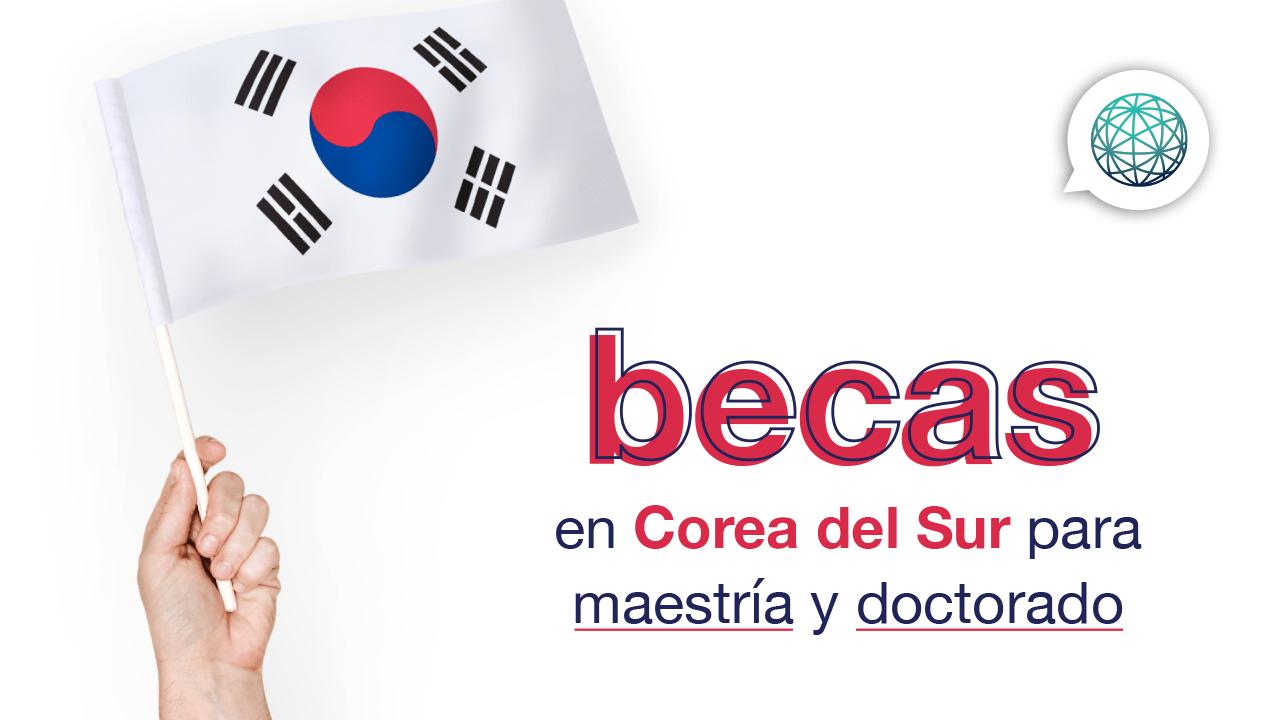 Becas en Corea del Sur en KAIST University