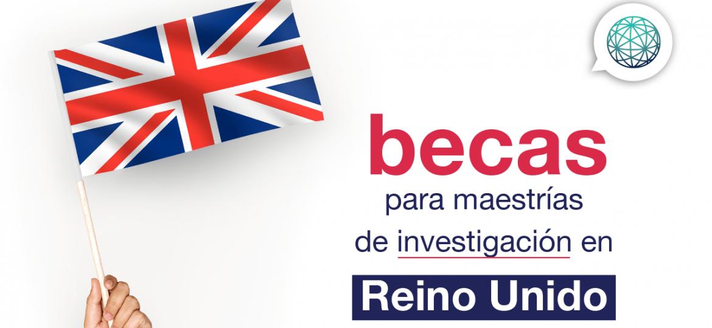 becas en Reino Unido para investigacion