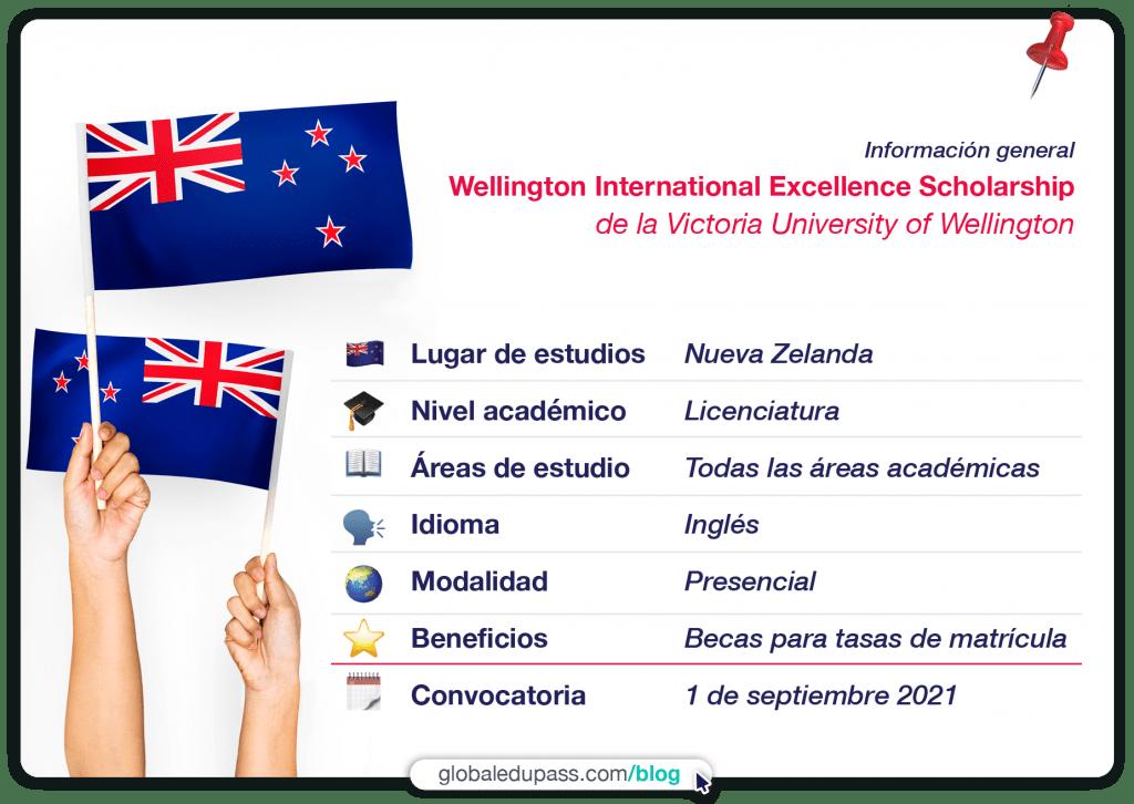 becas en Nueva Zelanda para licenciatura