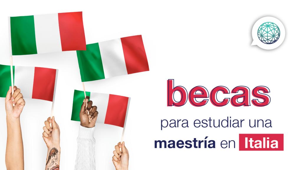 becas en Italia para programas de maestria