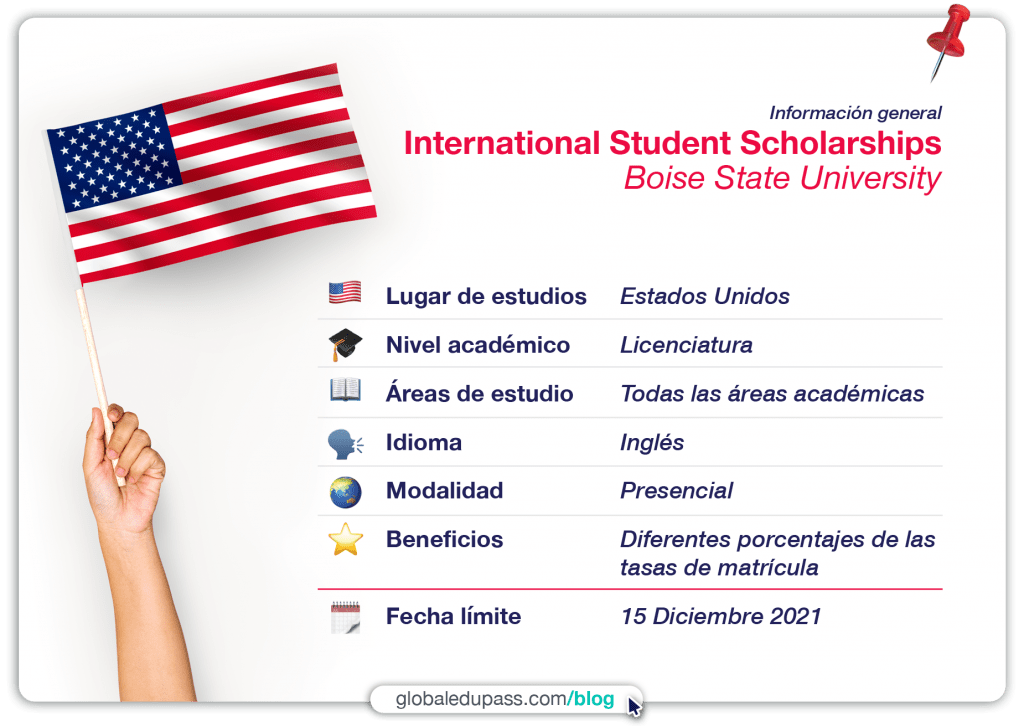 becas en Estados Unidos para estudiar licenciatura