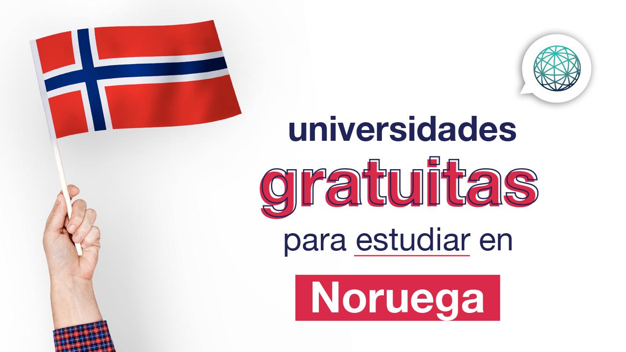 Estudiar en Noruega en universidades gratuitas